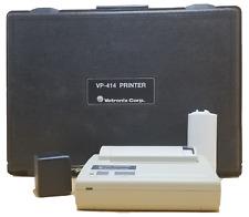 Seiko DPU414-30B Point of Sale Thermal Printer Unused with CASE DPU 414
