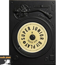 SUPER JUNIOR 8TH ALBUM [ PLAY - PAUSE Version ] CD+BOOKLET+PHOTO CARD