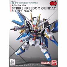 BANDAI SD GUNDAM EX-STANDARD 006 STRIKE FREEDOM GUNDAM Model Kit Gundam SEED NEW