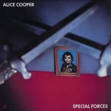 Alice Cooper - Special Forces - New 140g Blue Vinyl LP