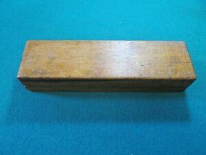 Vintage Natural sharpening stone/Straight razor hone/Thuringian razor hone
