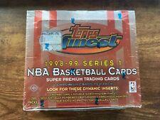 1998-99 Topps Finest Basketball Series 1 Factory Sealed HOBBY Box Jordan Kobe