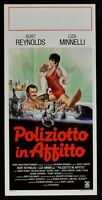 L129: Poliziotto in Rental Liza Minnelli Burt Reynolds