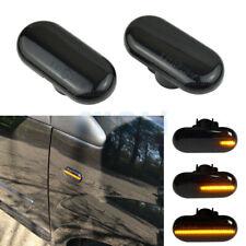 LED Dynamic Sequential Side Marker Light For Nissan Opel Renault Benz Smart