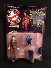 Vintage 1987 The Real Ghostbusters Peter Venkman Action Figure By Kenner # 80010