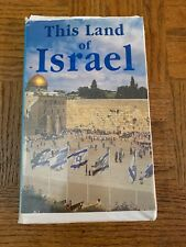 This Land Of Israel VHS