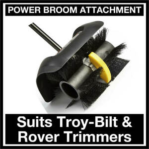 Power Broom Attachment, Suits Troy-Bilt / Rover Line Trimmers, 41AJBR-C302