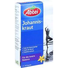 ABTEI Johanniskraut Rotöl Kapseln   30 st   PZN10169438