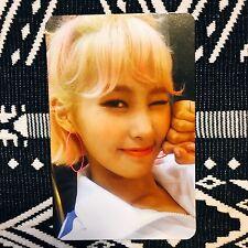 [PRISTIN Yuha] Photocard A Ver. Official Hi! Pristin 1st Mini Album 유하 Wee Woo