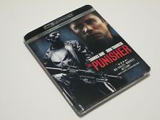 The Punisher 4K Ultra HD + Blu-ray + Digital (Expired) with Slipcover