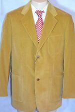 FLORENTINO HERREN Jacke BLAZER jacket neu 54 XL 379€ NEW tags camel KORD cord