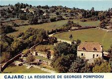 BR1519 France Lot Cajarc La Residence de Georges Pompidou