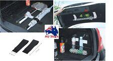 Set of 2 Magic Velcro Ties Car Boot Umbrella Accessory Reusable Organiser Holder