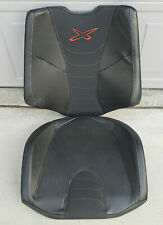 Can-Am Maverick X3 SEAT Bottom and Backrest Cushion Ass'y