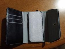 Vinyl Mobile Phone Wallet Cases for Apple