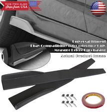 "29"" Carbon Side Skirt Splitter Winglet Wing Canard Diffuser For Nissan Infiniti"