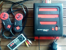 Console super retro trio-complete cable+manette Nes-megadrive ne fonctionne pas