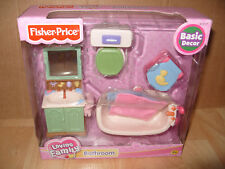 Fisher Price Loving Family bagno V RARO