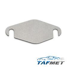 100. EGR valve blanking plate for Fiat Ducato Iveco Daily 2.3 JTD Multijet HPI