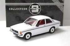 1:18 Triple9 Opel Kadett C2 white 1977 2-Doors NEW bei PREMIUM-MODELCARS