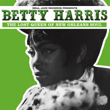 Betty Harris - Betty Harris: The Lost Queen Of New Orleans Soul [New Vinyl] Gate