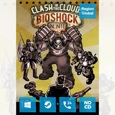 BioShock Infinite Clash in the Clouds DLC for PC Game Steam Key Region Free