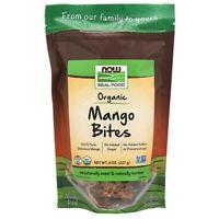 NOW Foods Mango Bites, Organic, 8 oz.