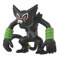 "Pokemon Figure Moncolle ""Zarude"" Japan"