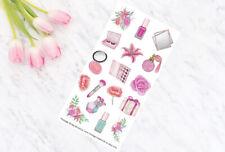 Pretty Decorative Planner Stickers all Planner Types Erin Condren, Personal