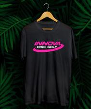 Innova Disc Golf Purple Logo Concept New Unisex Clothing Usa Size