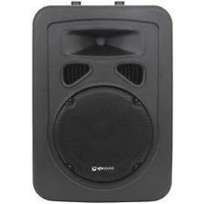 QTX Sound Active Performance & DJ PA Speakers