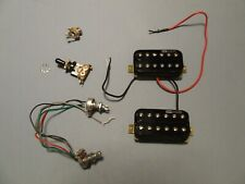 ESP LTD 150 LH Pickup Set. Bridge, Neck, Jack And 3 Way Switch (LH-150)