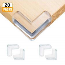 2 x 1M Eckenschutz Kantenschutz für Baby Kindersicherung Tisch Möbel Meterware