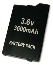 BATERIA PARA PSP SLIM & LITE PSP 2000 PSP 2004 PSP 3000 PSP 3004 3600MAH