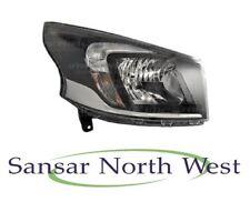 Vauxhall Vivaro II - Drivers Side Front Headlamp Headlight Halogen DRL 2014 >>