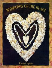 Windows of the Heart - Book by Sally Korte and Alice Strebel - Heart Projects