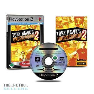 Tony Hawk's Underground 2 Playstation2 | PS2 | in OVP + Anl | guter Zustand
