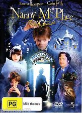 NANNY McPHEE Emma Thompson / Colin Firth DVD R4 - PAL