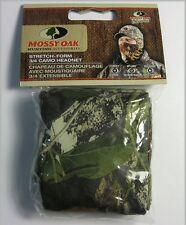 Mossy Oak MO-S34CH-OB Camo Headnet 3/4 Flexible Spandex