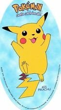 STICKER POKEMON PIKACHU ADHESIF AUTOCOLLANT SUPER SYMPA