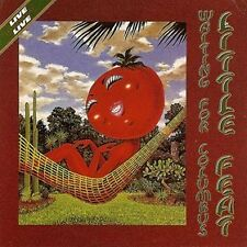 LITTLE FEAT- WAITING FOR COLUMBUS wb 66075 2 LP 1978 FR