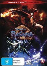 Sengoku Basara - Samurai Kings : Season 1 (DVD, 2010, 2-Disc Set) New & Sealed