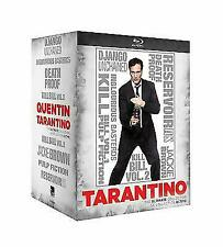 Quentin Tarantino Ultimate Collection Blu-ray Set 8 Movie W Django Unchained