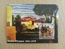 Sellos de Chad. 2002. Picasso. MNH