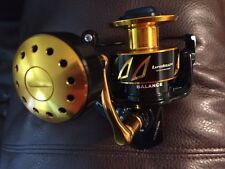 LUREKILLER SALTIST CW10000 Spinning Fishing Jigging Reel, Stella Style Spool NIB