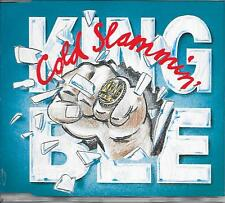 KING BEE - Cold slammin' CDM 4TR Hip Hop (TORSO) 1991 Holland