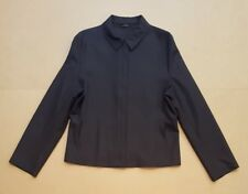 M&S Clothing Ladies Size 12 Casual Outgoing Green Jacket