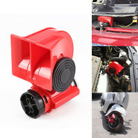 12V 150DB Dual Trumpet Air Horn Blast Horns Super-loud For Truck RV Car Train