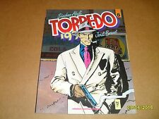 TORPEDO 1936 VOL 5 GRAPHIC NOVEL SANCHEZ ABULI JORDI BERNET CATALAN SOFTCOVER