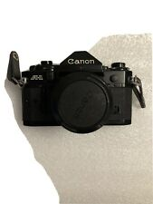 New ListingCanon A-1 35mm Slr Film Camera with 50 mm lens Kit